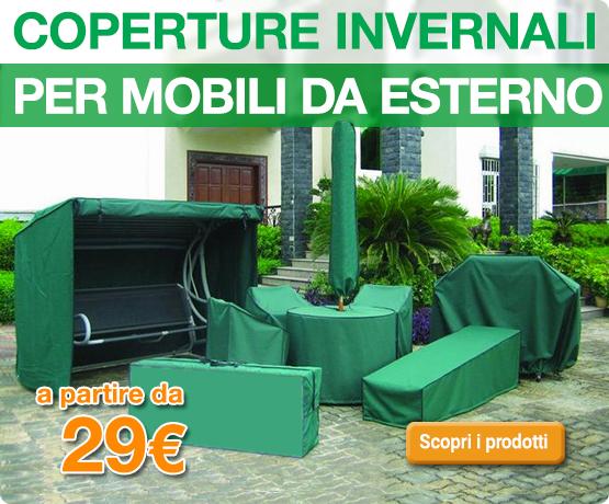 Coperture in plastica per mobili da giardino terminali - Mobili in plastica per esterni ...