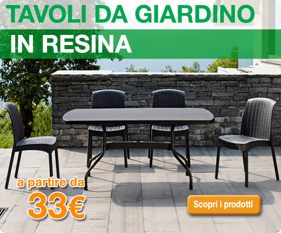 Arredamento giardino prezzi mobili da giardino barbeque for Mobili da giardino resina