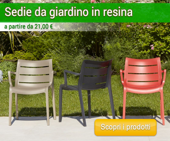 Tavoli Da Giardino In Resina Prezzi.Arredamento Giardino Prezzi Mobili Da Giardino Barbeque Lettini