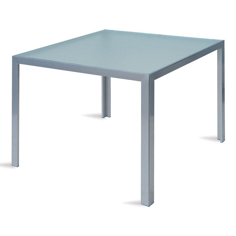 Tavolo In Alluminio Per Esterno.Tavolo Da Esterno In Alluminio Amalfi Arredo Giardino Com