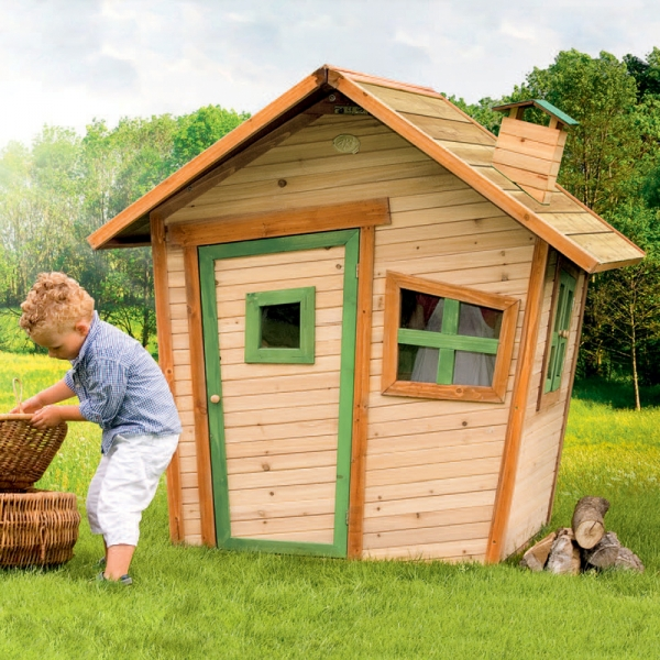 Casetta per bambini alice da giardino arredo - Casetta da giardino bambini ...