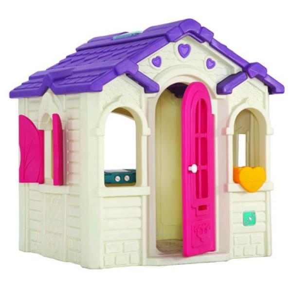 Casetta per bambini cuore arredo for Casetta da giardino per bambini usata
