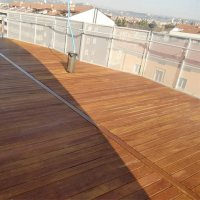 Decking legno naturale ANGELIM AMARGOSO 19X90mm - al mq