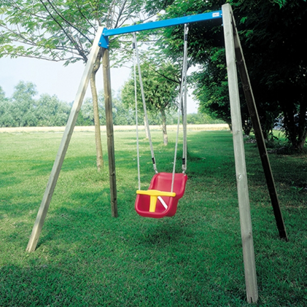 Altalene e scivoli da giardino idee di design per la casa - Altalena per giardino ...