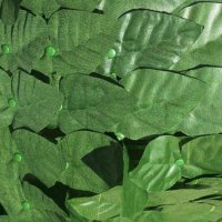 Siepe artificiale SEMPREVERDE in PVC a rotolo