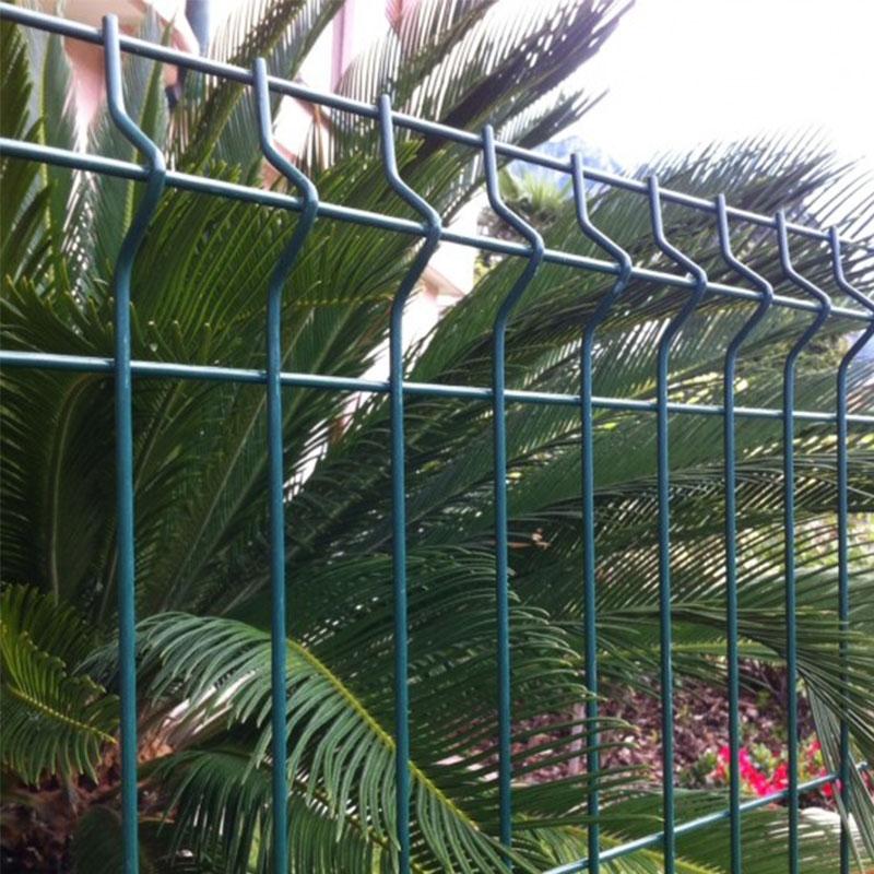Rete metallica per recinzioni a pannelli arredo - Recinzioni per piscine ...