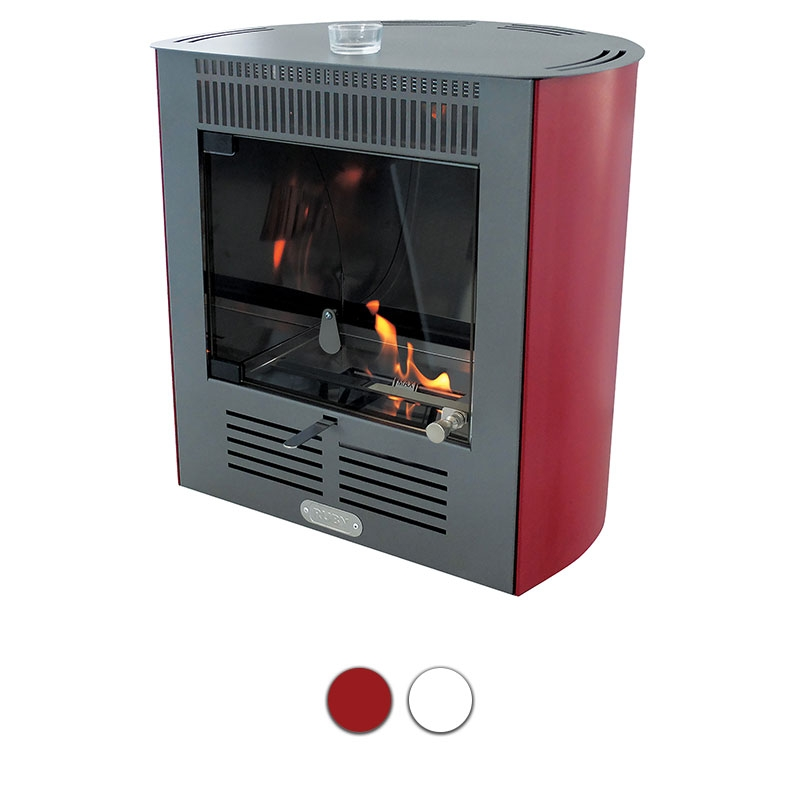 Stufa a bioetanolo statica RUBY MINI SMART 2,3 kW