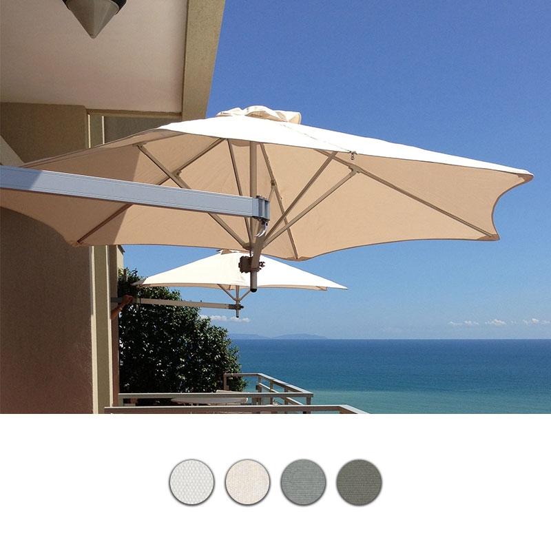 Ombrelloni da esterno in alluminio for Ombrelloni da esterno ikea
