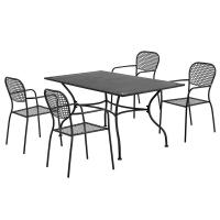 Set da pic nic pieghevole con 2 panche 1 tavolo vari for Arredo giardino perugia