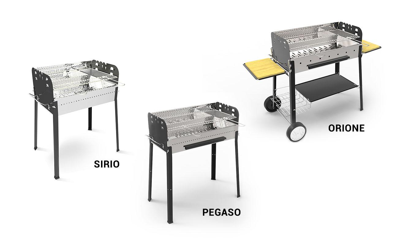 Barbecue SIRIO