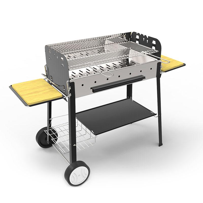 Barbecue Orione rettangolare