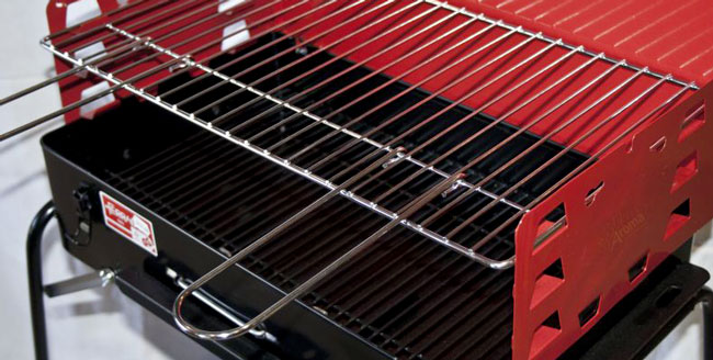 Barbecue Ferraboli richiudibile da trasporto
