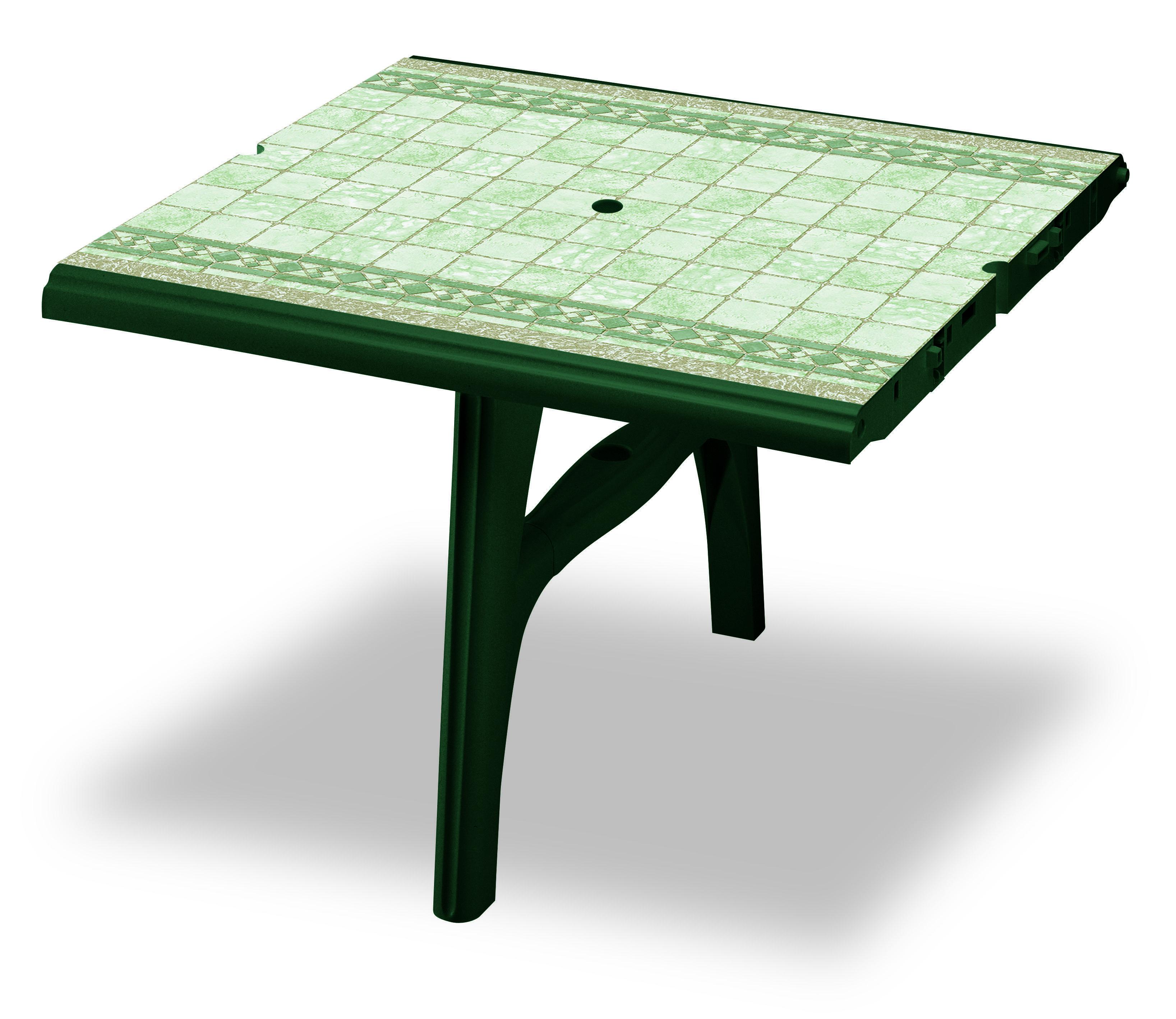 Tavolo Sedie Giardino Plastica.Prolunga In Resina Per Tavolo Da Giardino President 3000 By Scab