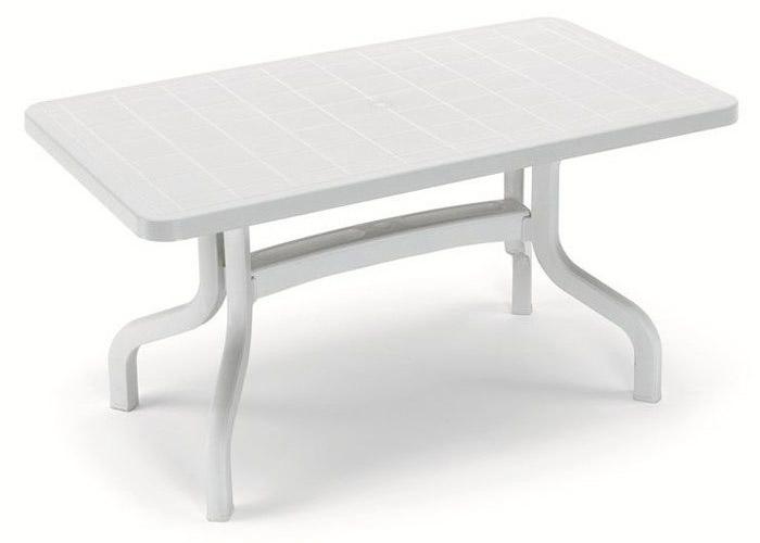 tavolo rettangolare contract in resina scab