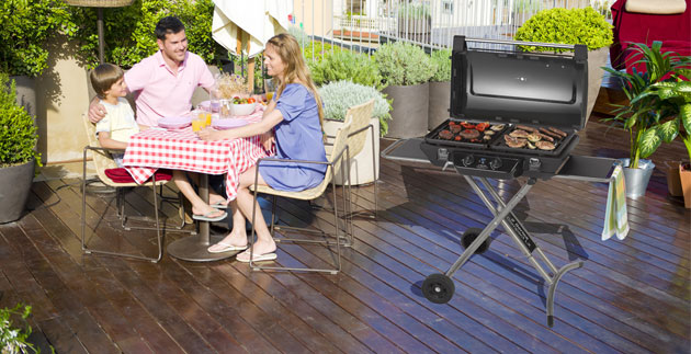 Barbecue 2 Series Compact LX