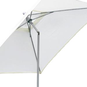 Ombrellone SIVIGLIA quadrato 2,20 x 2,20 mt in alluminio
