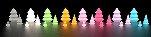 Colori lampada da parete di design interno ed esterno by Arkema
