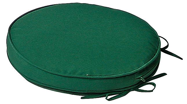 Cuscino per seduta tonda 40 cm vari colori arredo - Tessuti da esterno ikea ...