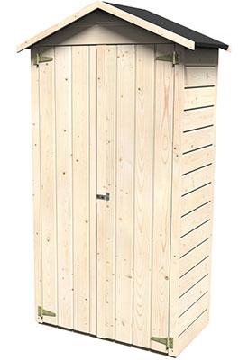 legnaia da giardino abba