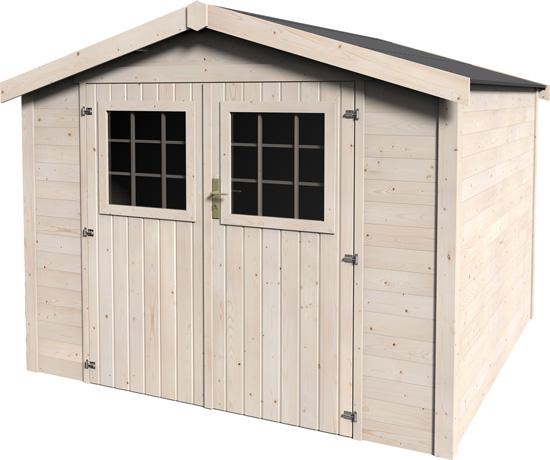 Casetta di legno da giardino Acero