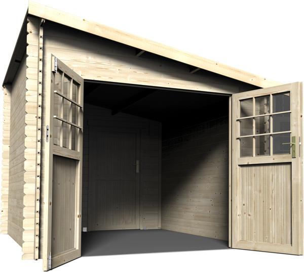 Casetta di legno da giardino ASTRO