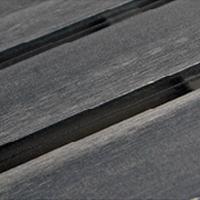 Set da Pranzo in alluminio e Synthetic Wood Quick