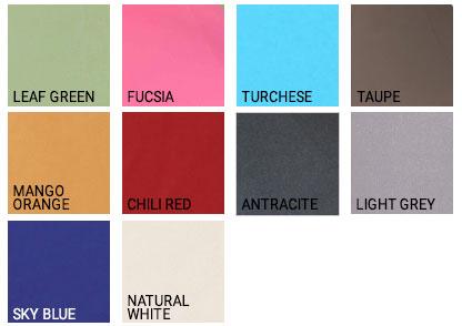 Colori tessuto CacoonWorld