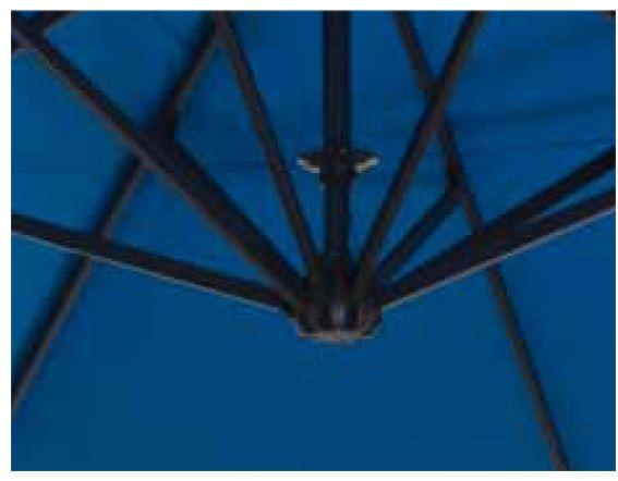 Ombrellone CONTRACT STANDARD in alluminio