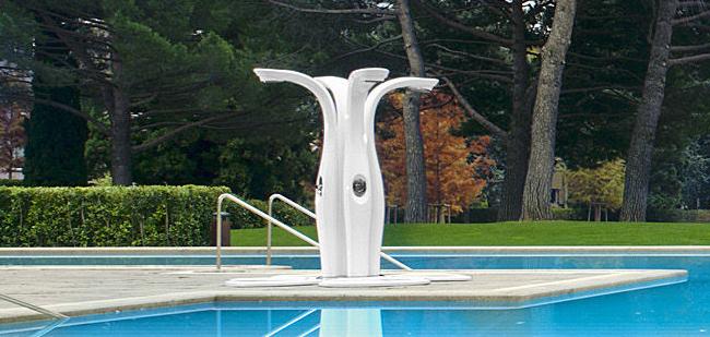 Doccia per piscina DYNO by Myyour