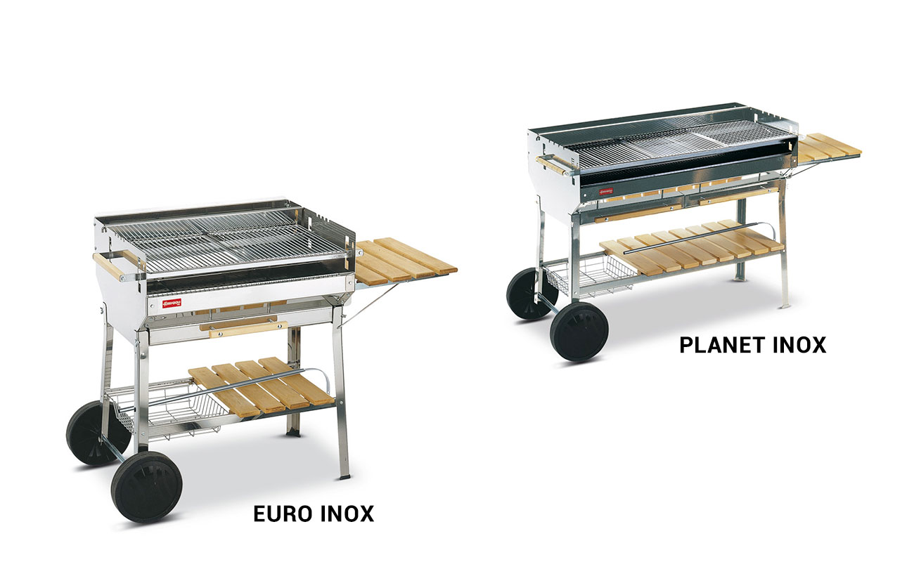 Barbecue EuroInox