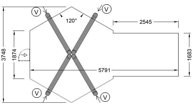 fondamenta casetta dione