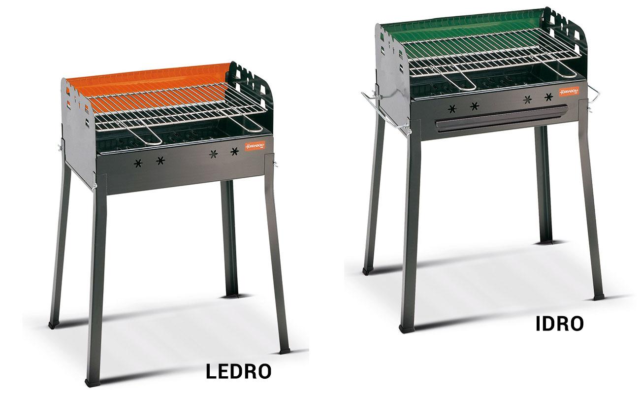 Barbecue carbonella Ledro