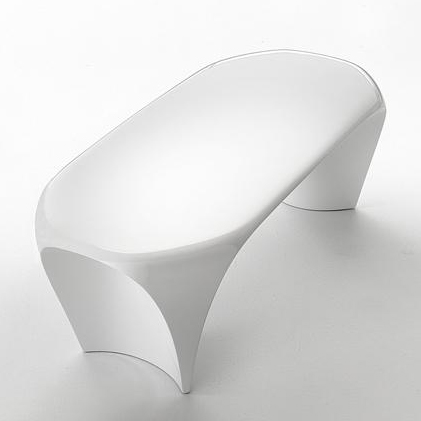 Tavolino LILY lucido da esterno e interno by Myyour
