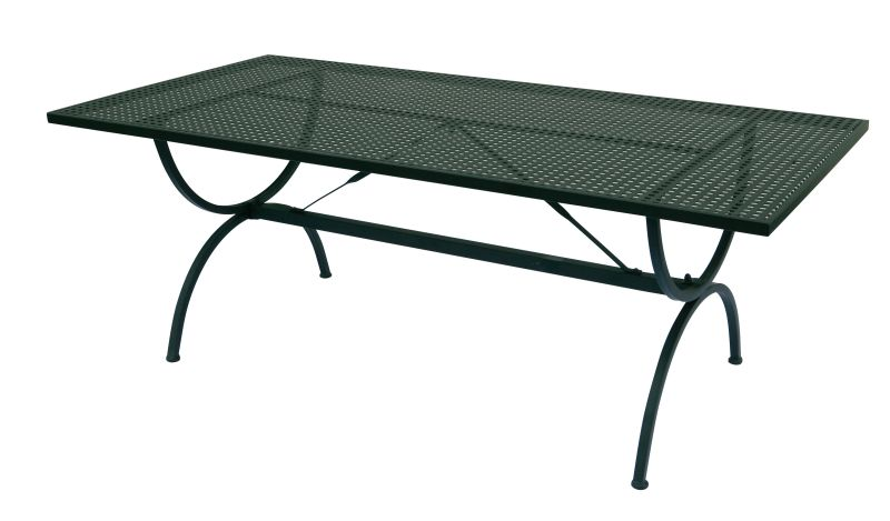 Tavoli da giardino in ferro e marmo mobilia la tua casa - Tavoli ferro battuto da esterno ...