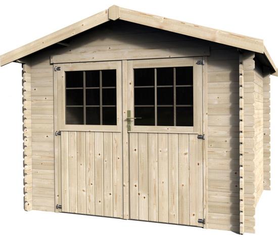 Casetta di legno da giardino Nora