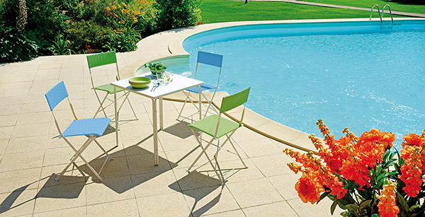 Tavolo In Ferro Da Giardino : Tavolo in ferro da esterno bisceglie arredo giardino