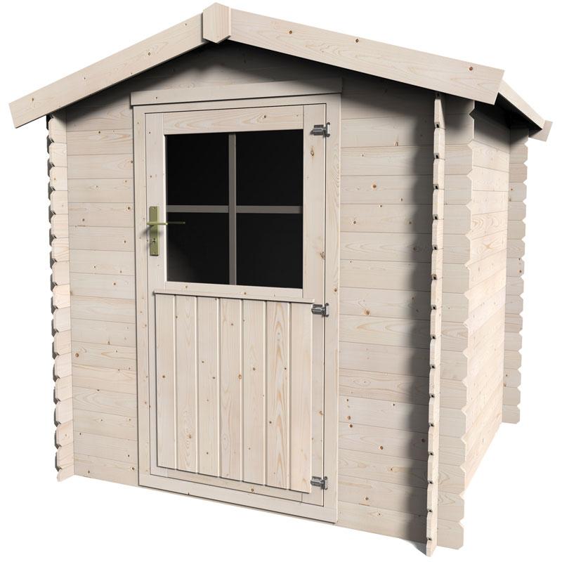 Casetta in legno da esterno