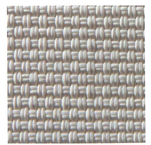 trama textile bianco
