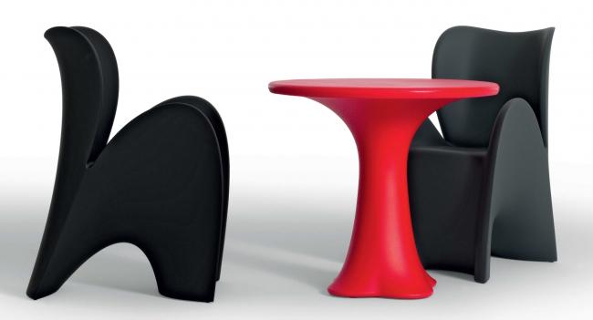 Tavolo TEDDY da esterno e interno by Myyour