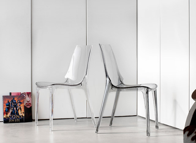 Sedia VANITY CHAIR by Scab
