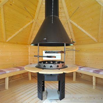 kit barbecue aura