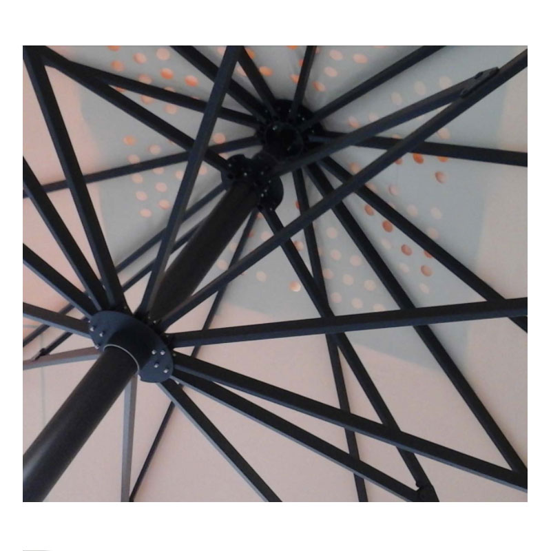 Ombrellone in alluminio AVOLA