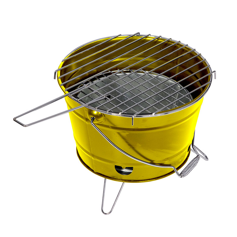 Barbecue Smile giallo