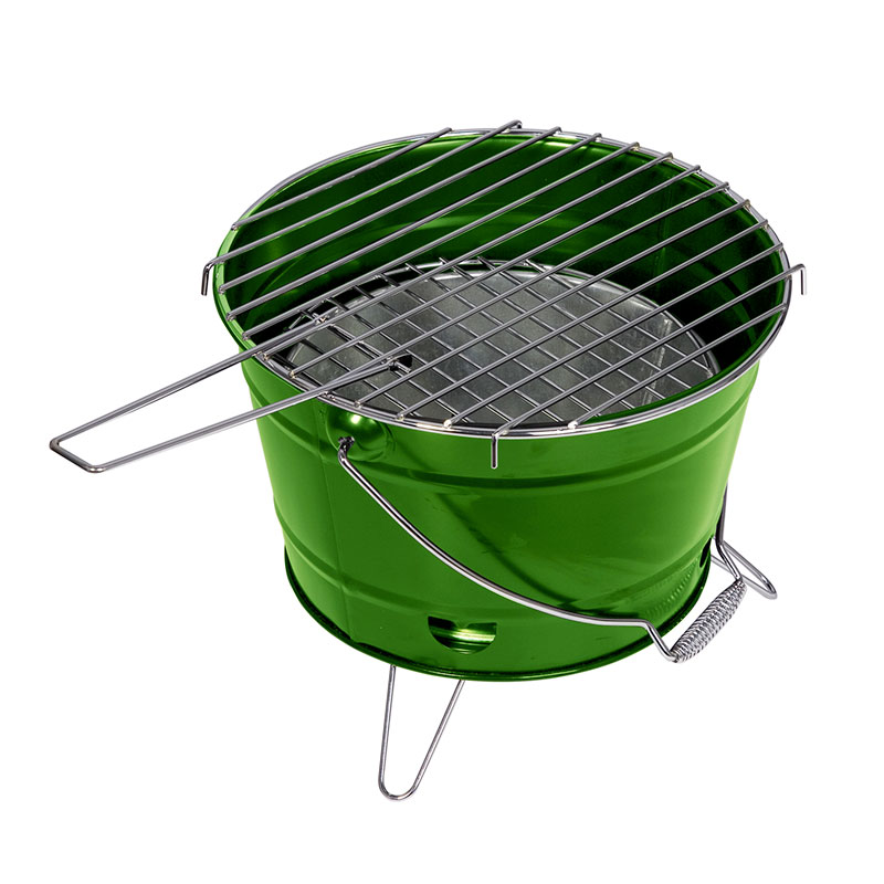 Barbecue Smile verde