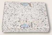 Base graniglia ombrellone