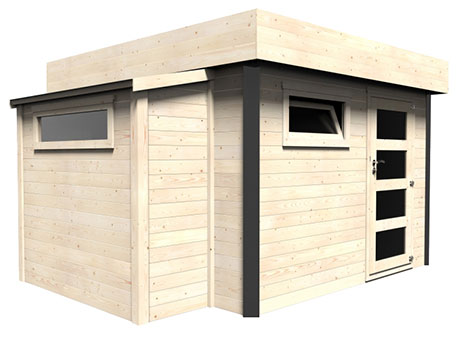 Casetta in legno Brenna