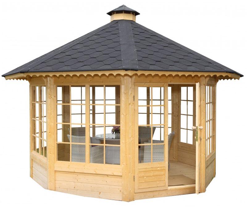 casetta in legno febe