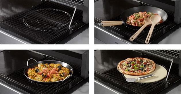 Culinary Modular Campigaz barbecue