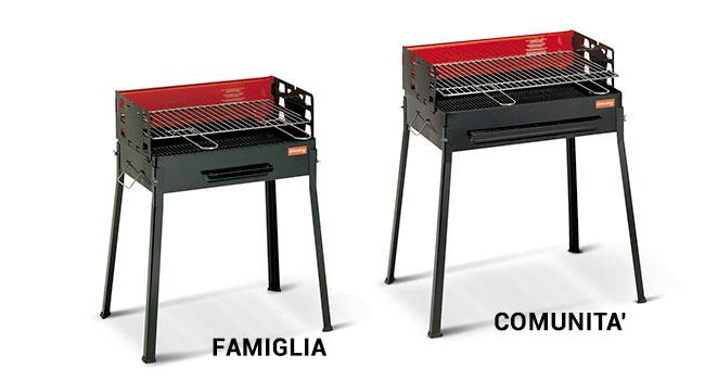 Barbecue famiglia