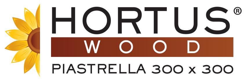 Quadrotta Hortus Wood 300x300 in legno di frassino